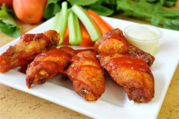 Snack Order (5 Wings) - K.O Burgers
