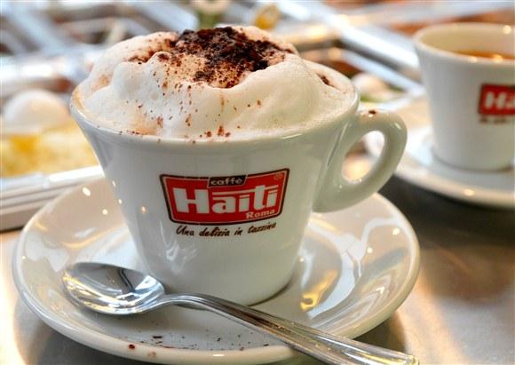 Caffè Latte Grande Cappuccino - The Mad Italian