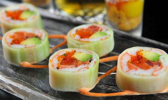 Sushi Salad - Bikkuri