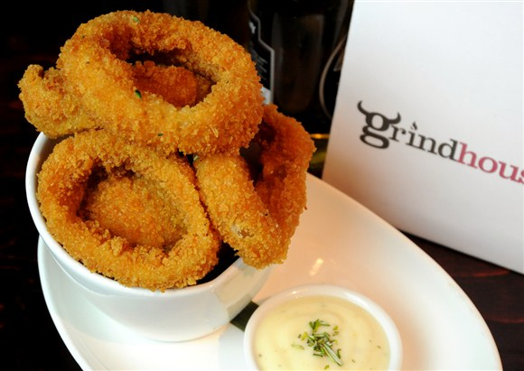 Onion Rings - Grindhouse Burger Bar (CLOSED)