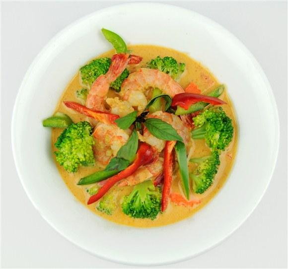 Shrimp Curry - Pi-Tom's Thai Cuisine