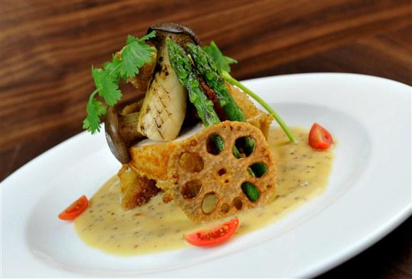 Panko-Crusted Chicken Breast - Blowfish