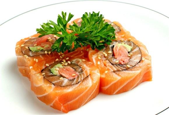 Ginger Wasabi Roll(4pcs) - Sushi Xtra