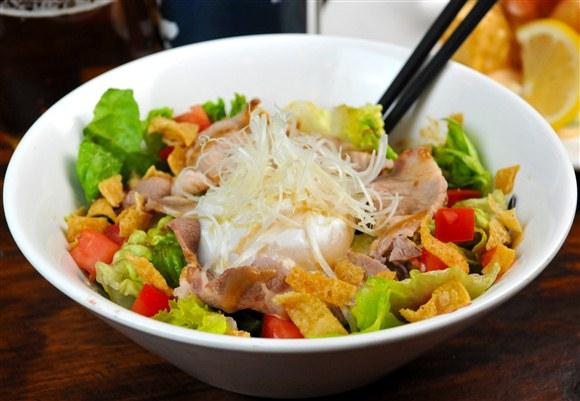 Buta Shabu Salad - Guu Sakabar