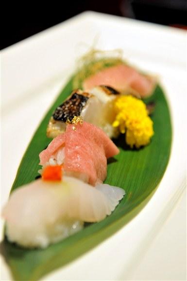 Sushi A la Carte - Sushi Couture