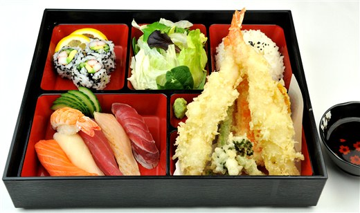 Sushi & Tempura - Akai Sushi