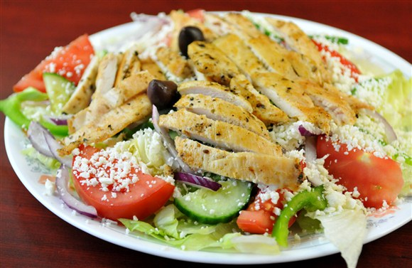 greek quinoa salad greek quinoa salad grilled chicken greek salad ...
