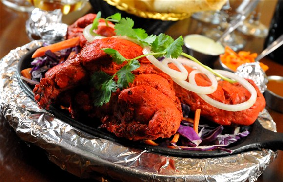 Chicken tandoori half - photo#18