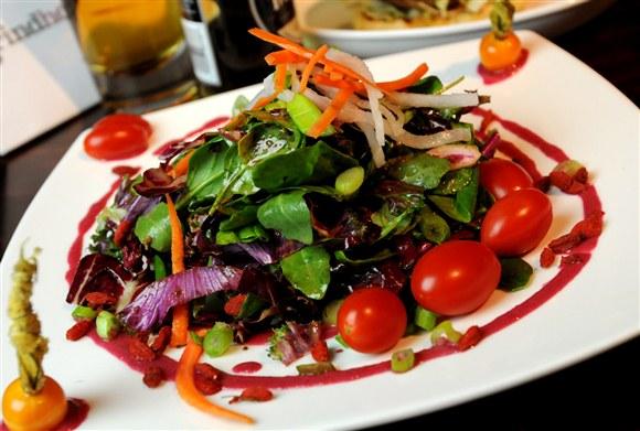 House Salad - Grindhouse Burger Bar (CLOSED)