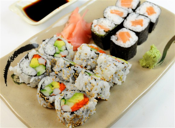 Lunch Special S1 - Sushi On Bloor