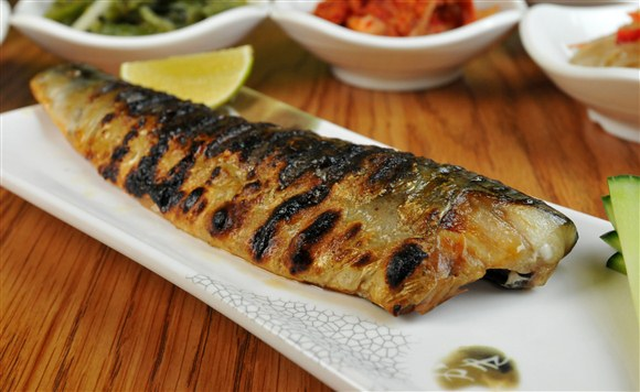 Broiled Mackerel Fish - Seor Ak San