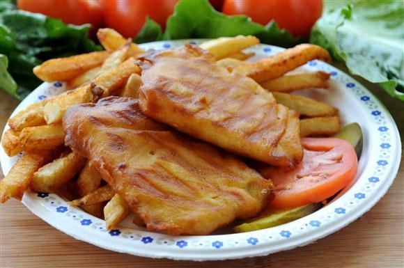 Fish & Chips - The Burger Shack