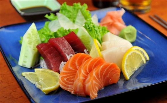 Sashimi 12 - Sushi Rock