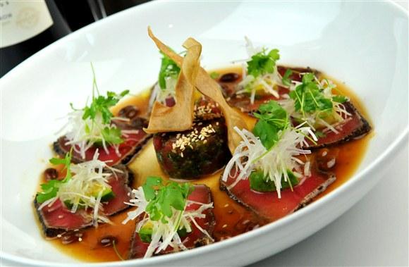 Yellowfin Tuna - Lee Restaurant