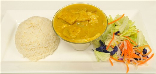 Vietnamese Yellow Curry Chicken with Potatoes - Ben Thanh