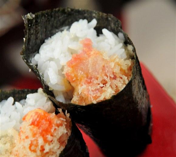 Spicy Tuna Roll Handroll - Kuni Sushi Ya