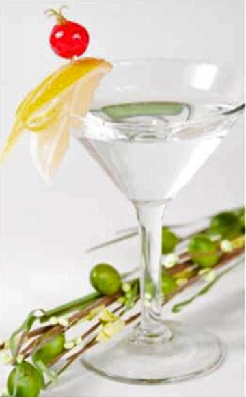 Lychee Martini - TaKe Sushi