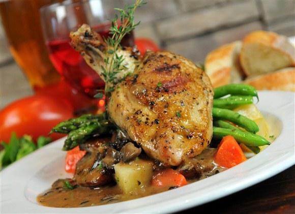 Roasted Chicken Supreme - P.J. O'Brien