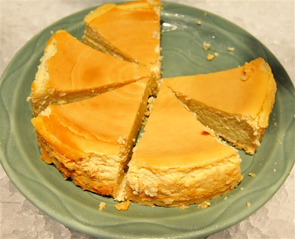 Commensal Cheese Cake - Commensal Fine Flexitarian Cuisine