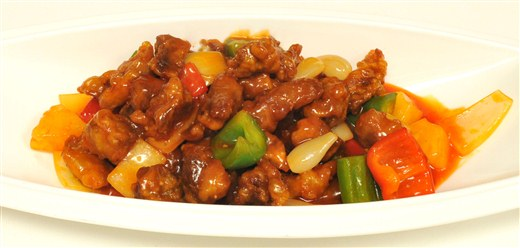 Sweet and Sour Pork Ribs - Ben Thanh