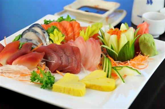 Sashimi Combo - Sushi Fun