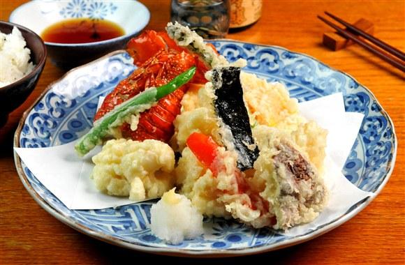Lobster Tempura - TaKe Sushi