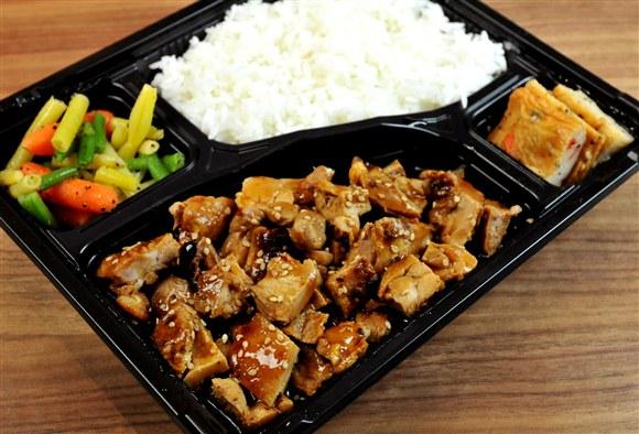 Chicken Teriyaki - Sushi-Q