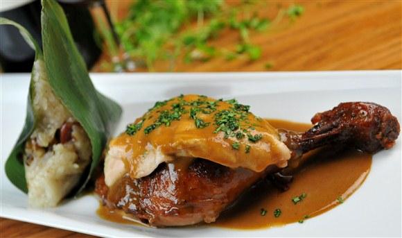 Chicken Confit - Lee Restaurant