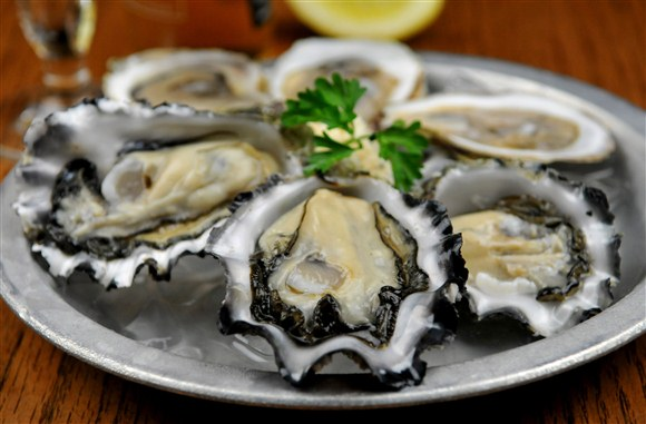 BC Oysters - The Auld Spot Pub
