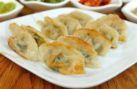 Seor Ak San Special Dumplings (10pcs) - Seor Ak San