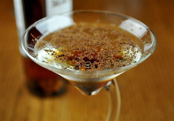 Chocolate Martini - The Auld Spot Pub