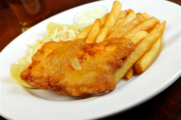 Fish & Chips - Wheat Sheaf