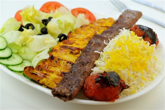 Vaziri - Taftan Kebab