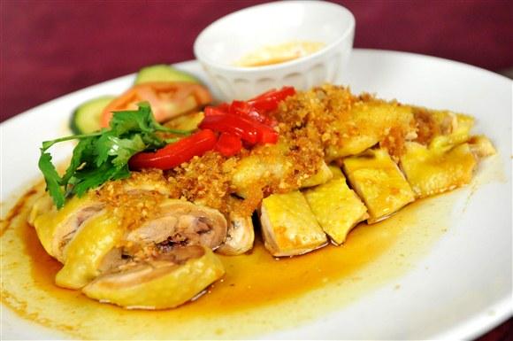 Hainanes Chicken - Gourmet Malaysia