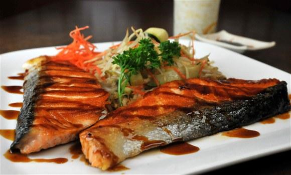 Salmon Teriyaki - Sushi Gen