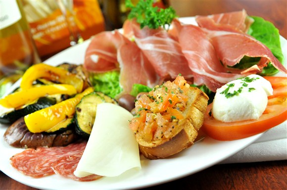 Antipasto misto for Maria s italian kitchen menu