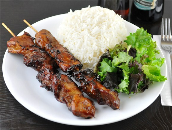 ... slideshow filipino bbq pork bbq marinate after bbq pork $ 3 25 skewers