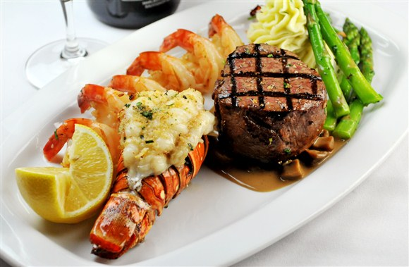 Surf and Turf - Forget About It