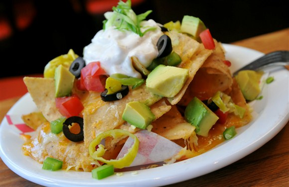 Ultimate Nachos - Uncle Betty's Diner