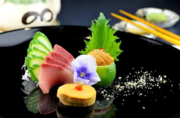 Ankimo Sashimi - Sushi Couture