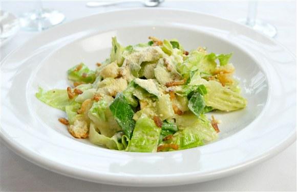 Salade César  - Le Trou Normand