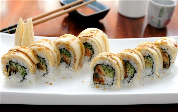 Ross Roll - Omi Sushi