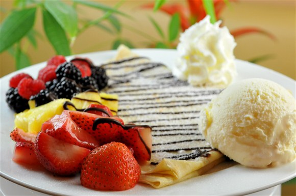 Crepes Special - Wanda's Belgian Waffles