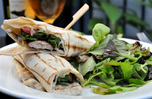 Grilled Chicken Wrap - Porticello