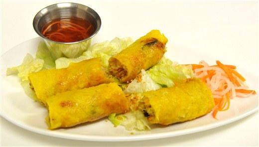 Crispy Vietnamese Spring Rolls - Ben Thanh