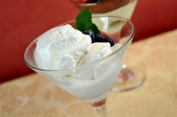 Vanilla Gelato - Toula