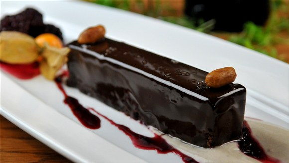 Chocolate Peanut Butter Bar - Lee Restaurant