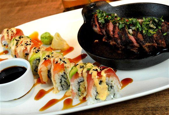Steak & Sushi - Joey Eaton Centre