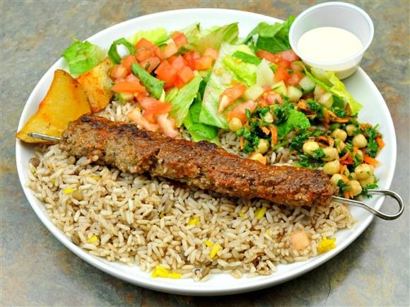 Kofta Kebab - Marwan Shawarma