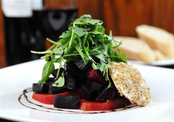 Beet Salad - The Rosebud